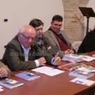Poesie Giampaolo Bellucci presentate nella Sala delle Monache Benedettine