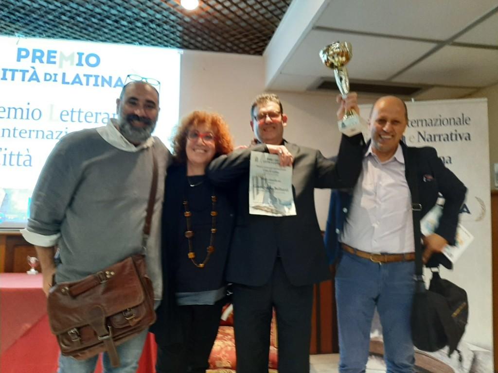 Premio internazionale letterario Citta' di Latina - Primo classificato